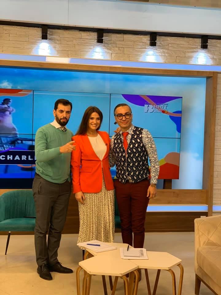 Elton ILIRJANI, interview for Public Television of Kosovo