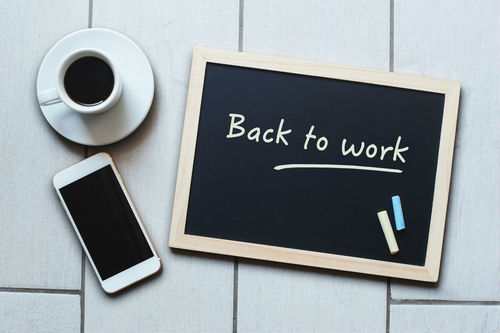 Tips to Get Back to Work After Pandemic Ends