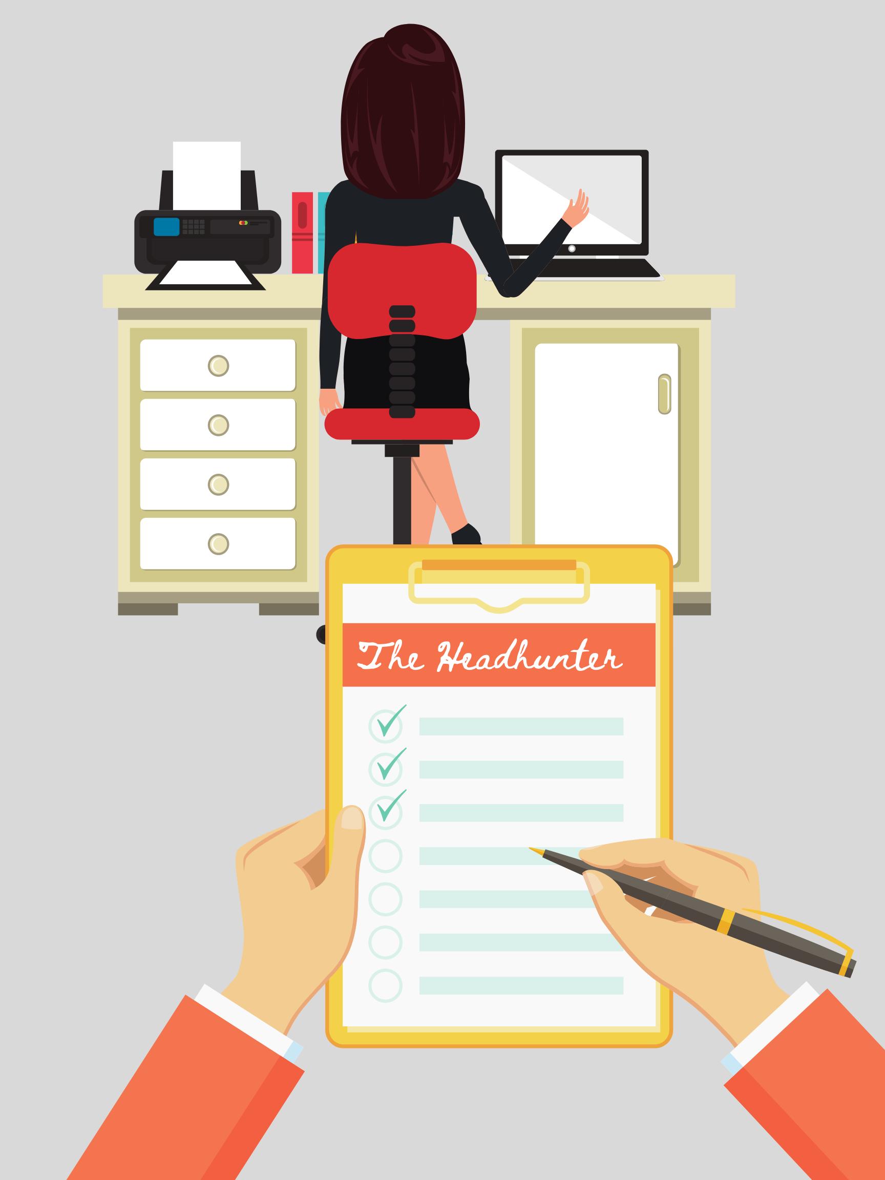 The Headhunter Survey: Return to Work Support